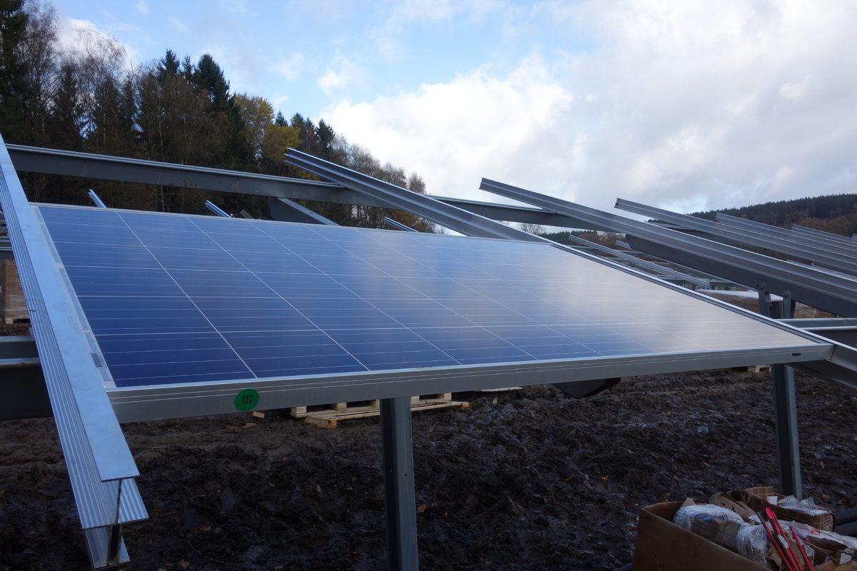 Solarpark Wissen/Sieg