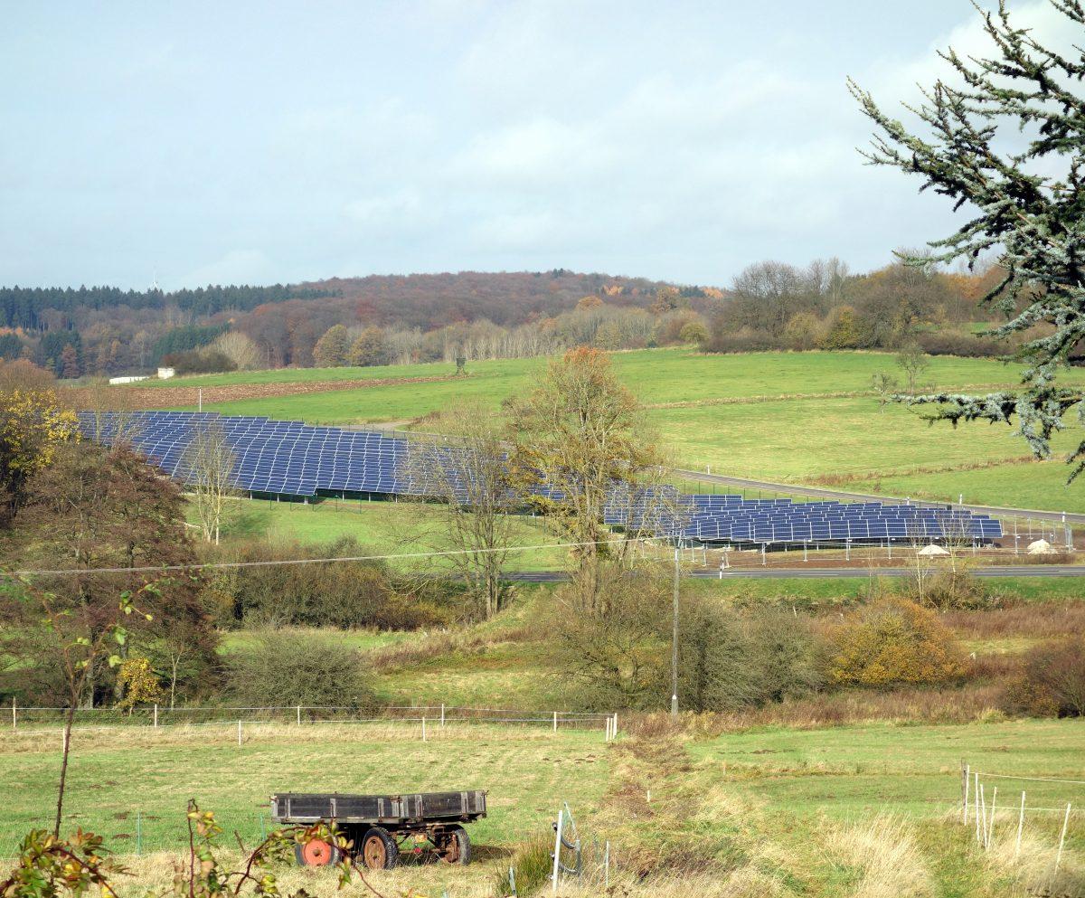 Solarpark Wölferlingen